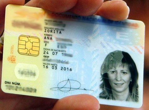 Vérification cartes identités